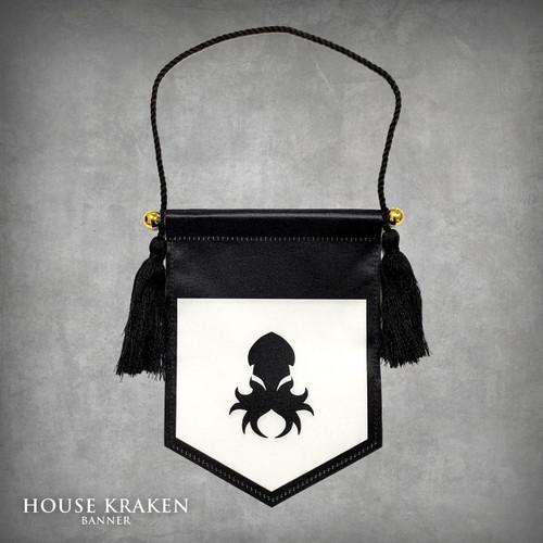 House Kraken Banner