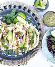 Mojito Fish Tacos