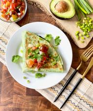 Breakfast Tortilla Wrap Hack