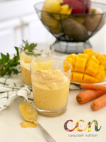 Golden Milk Turmeric Smoothie + A Video!