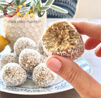 Lemon Coconut Energy Bites
