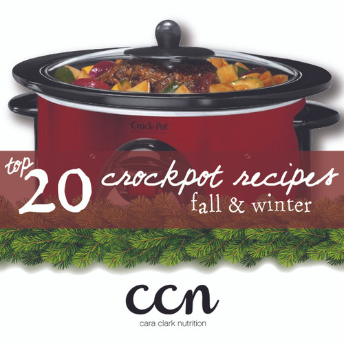 Crockpot Cookbook- Fall & Winter