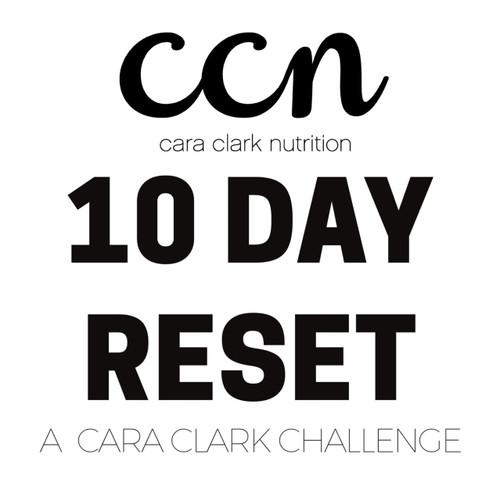 2019 Reset 10 Day Challenge