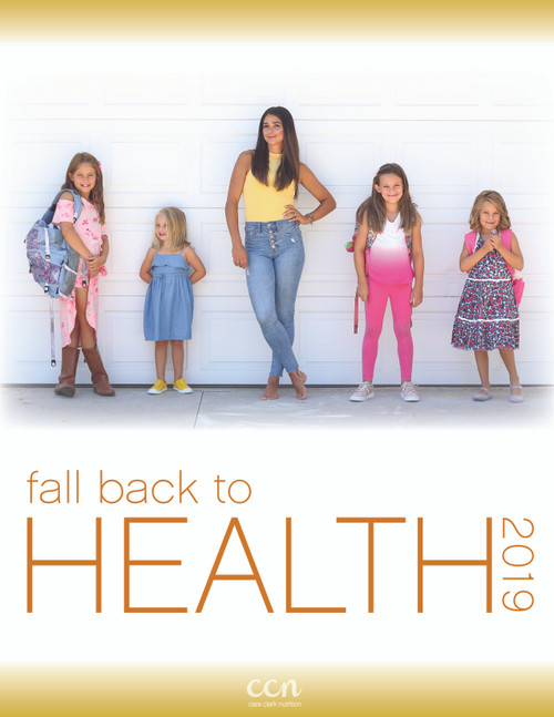 Fall Back to Health 2019