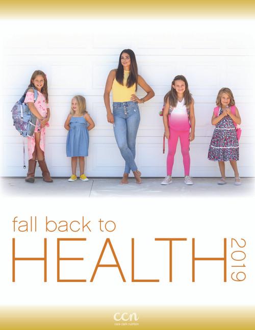 Fall Back to Health 2019