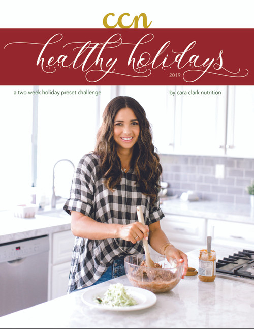 Healthy Holidays Challenge 2019