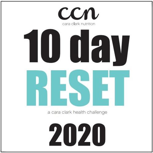 2020 Reset 10 Day Challenge