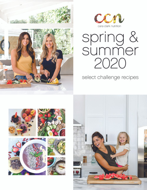 Spring & Summer 2020 - Select Challenge Recipes