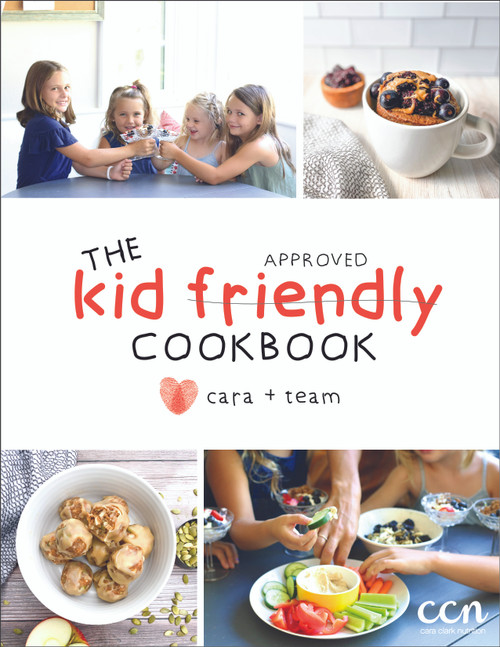 The Kid Friendly Cookbook