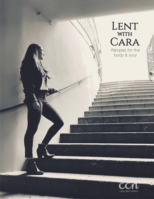Lent with Cara