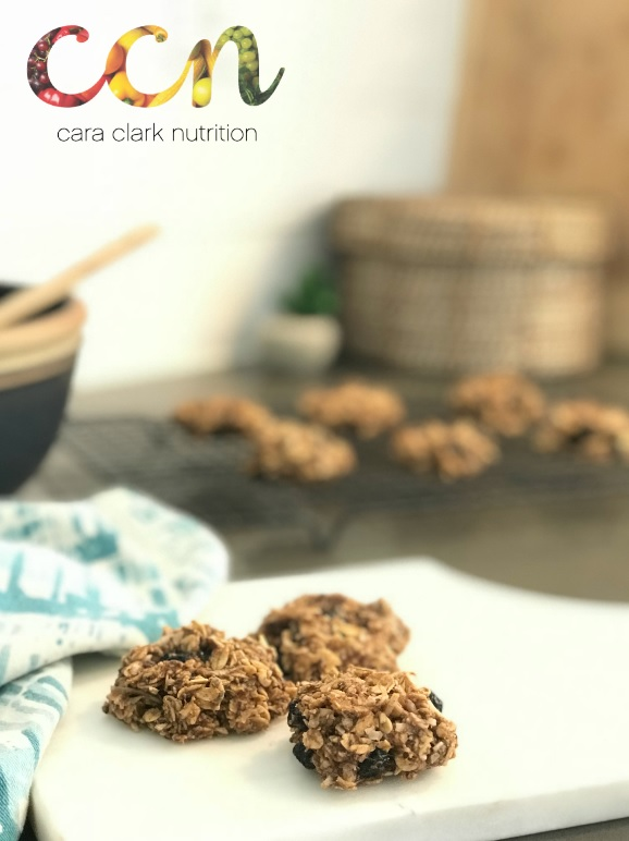 Blueberry Bliss Oatmeal Cookies