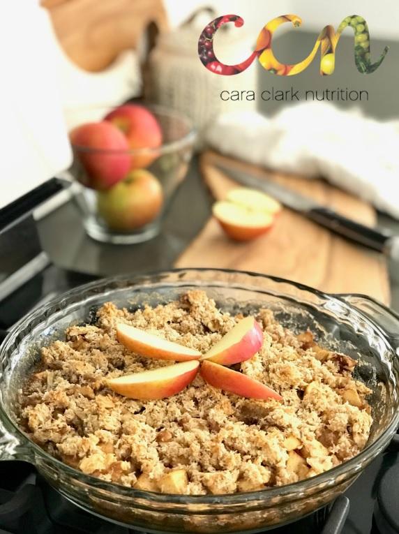 Harvest Apple Crisp