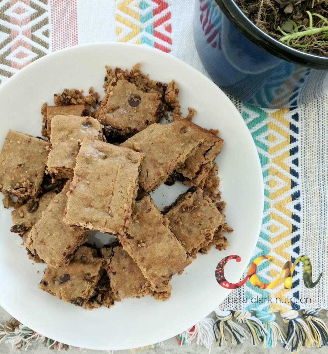 Chewy Cookie Bars