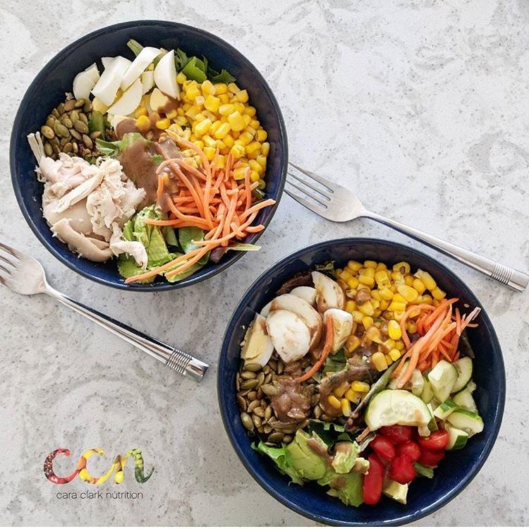 Clean Salad Dressings
