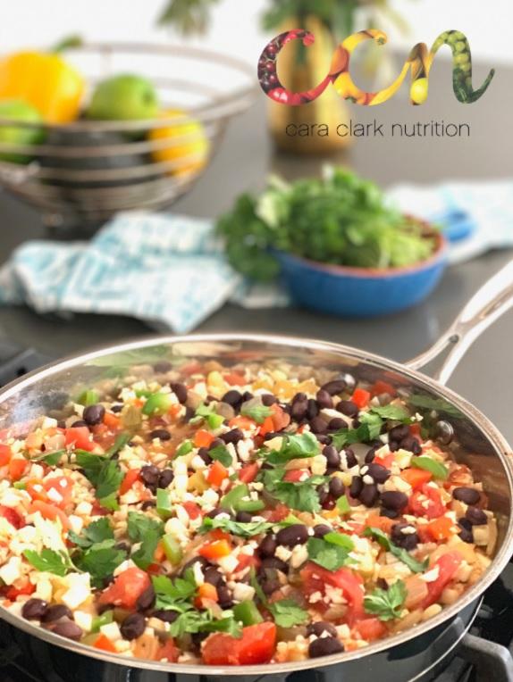 Mexican Cauli-Fried Rice