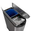 simplehuman 40 litre Butterfly Recycler