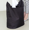 Brabantia Portable Laundry Basket and Bag Black