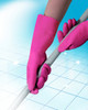 Leifheit High Grip Cotton Gloves Pink Small