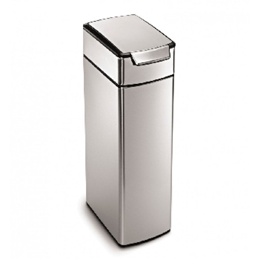Simplehuman 40 Litre Slim Rectangular Touch Bar Kitchen Bin