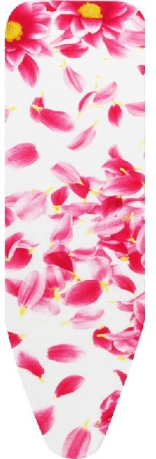 Brabantia Pink Santini Replacement Ironing Board Cotton Cover 2mm Foam Underlay Size C