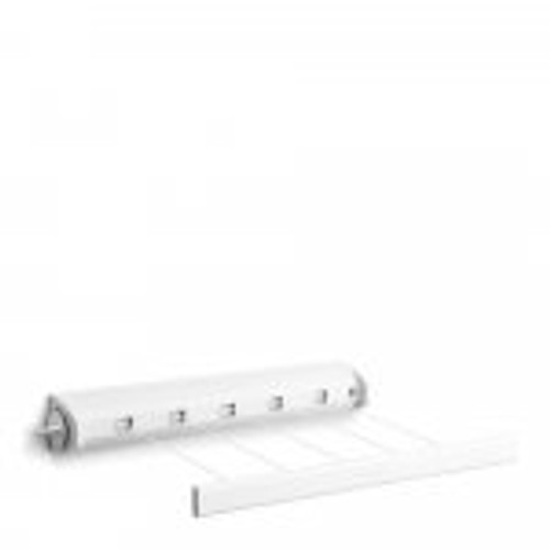 Brabantia White Pullout Clothes Line Airer