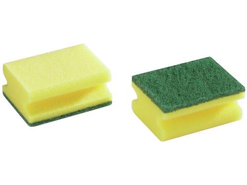 Leifheit Extra Absorbant Sponge Cleaner Medium Pack of 2