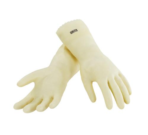 Leifheit Extra Fine Cotton Inside Gloves Cream Large