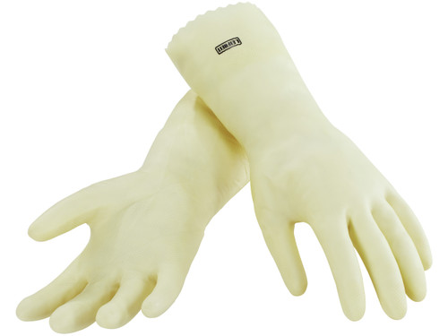 Leifheit Extra Fine Cotton Inside Gloves Cream Small
