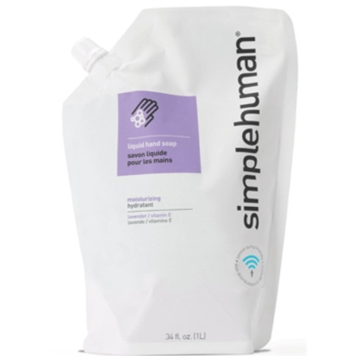 simplehuman Lavender Hand Soap Refill