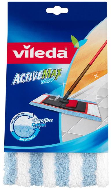 Vileda ActiveMax Wooden Floor Mop Refill