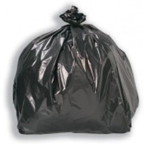 Black Refuse Sack 18 x 29 x 39 20KG (200 liners)