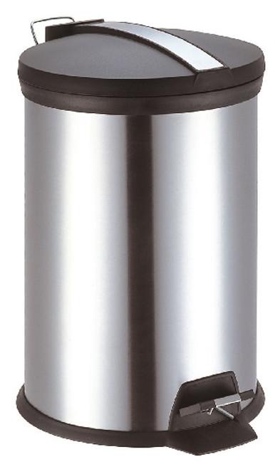 Trenvo 5 Litre Bathroom Stainless Steel Pedal Bin