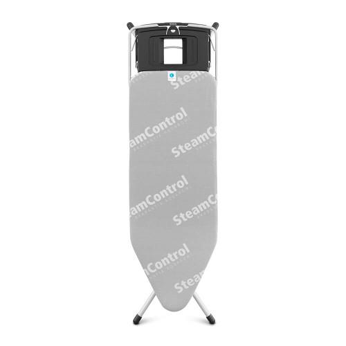 Brabantia Steam Control Ironing Board Size C 124x45cm – Aqua Bowl