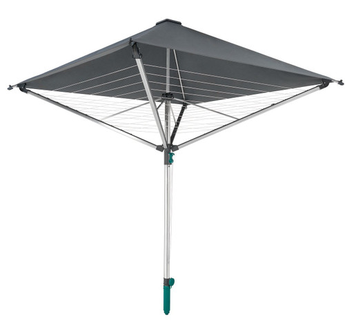Leifheit LinoProtect 400 Rotary Dryer - Grey