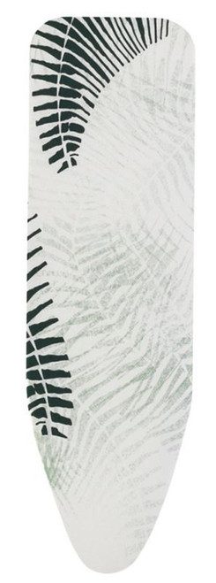 Brabantia Fern Shades Replacement Ironing Board Cotton Cover 2mm Foam Underlay Size E