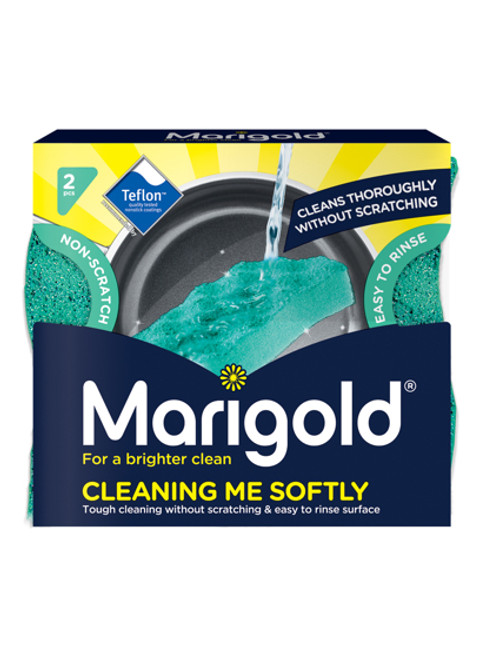 Marigold Cleaning Me Softly Scourer - 2 Pack