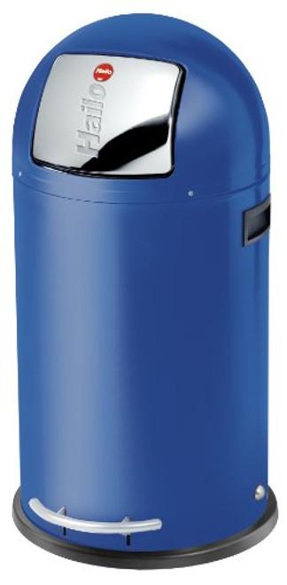 Hailo KickMaxx 35 Large Capacity Bin Capri - Blue