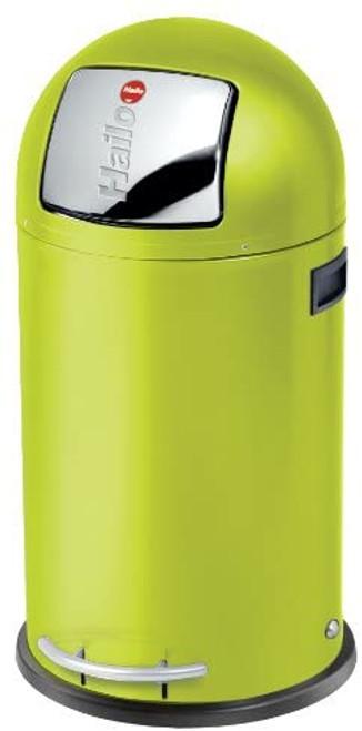 Hailo KickMaxx 35L 0835-361 Bin Large Volume Lemon