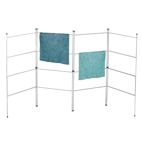 OurHouse 4 Panel Gate Folding Airer