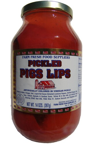 Farm Fresh Pork Lips - 14 oz
