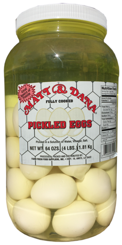 Matt & Dana White Eggs - 4 lbs