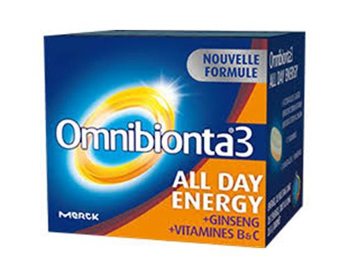 Bion 3 All Day Energy Vitamins B & C - 30 ct