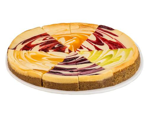 Father's Table Fruit Swirl Variety Cheesecake • 40 oz