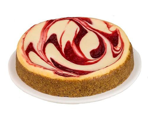 Father's Table Red Velvet Swirl Cheesecake • 16 oz