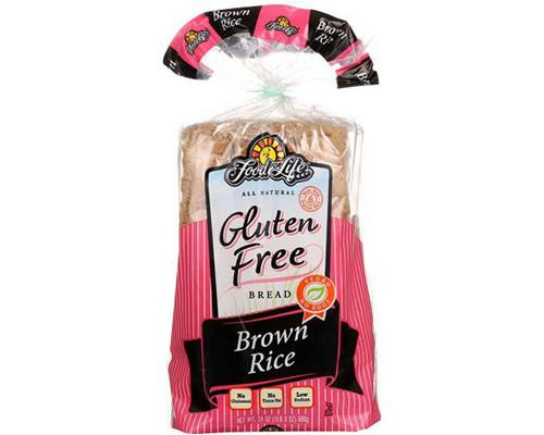 Food for Life Gluten Free Brown Rice Bread • 24 oz