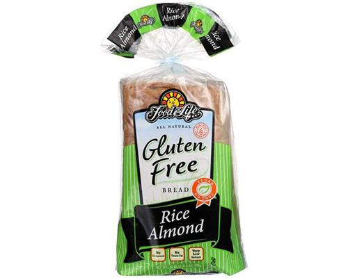 Food for Life Gluten Free Rice Almond Bread • 24 oz
