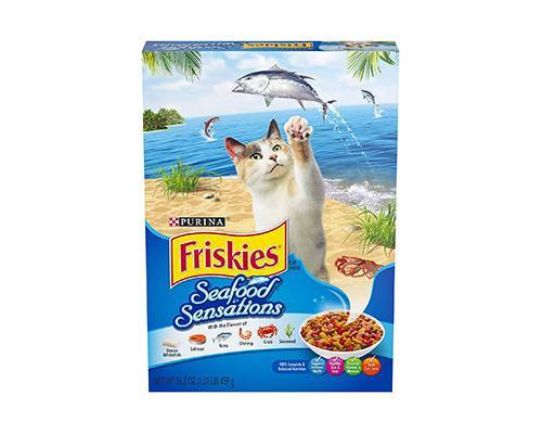 Friskies Seafood Sensations • 16 oz