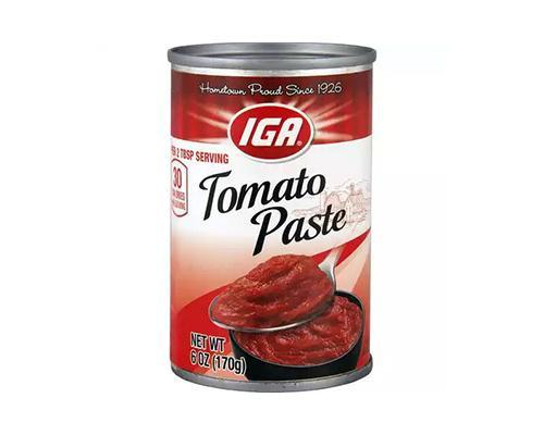 IGA Tomato Paste • 6 oz
