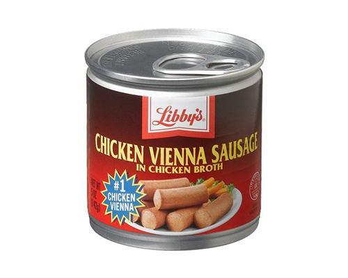 Libby's Chicken Vienna Sausages • 4.6 oz