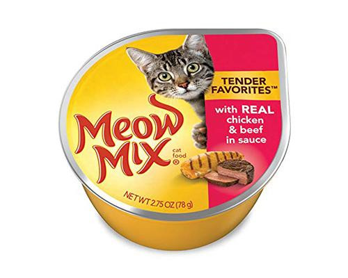 Meow Mix - Chicken & Beef • 2.75 oz
